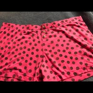 Xhilaration pajama shorts